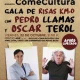 Regresa el humor a Villa Lucía Espacio Gastronómico con Pedro Llamas y Óscar Terol
