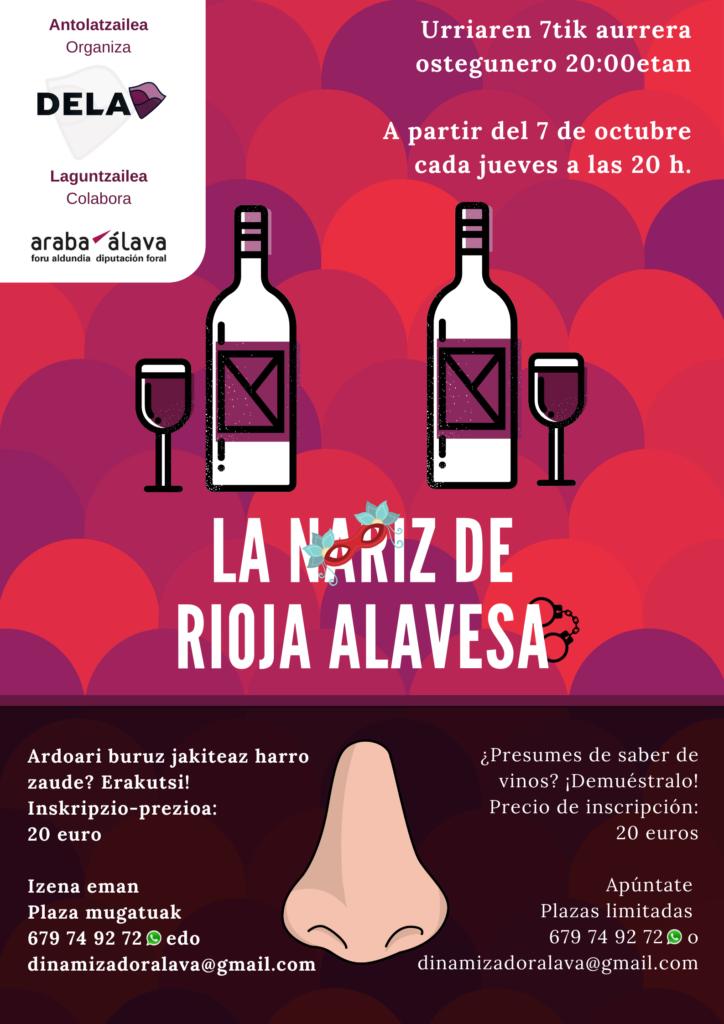 La Nariz de Rioja Alavesa